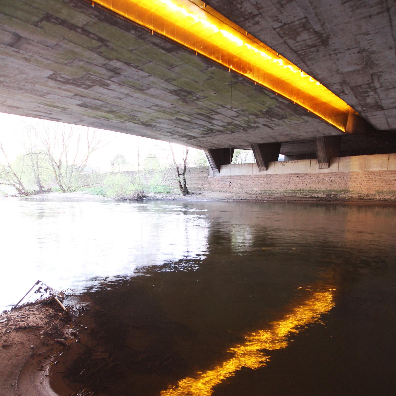 Holmes Tunnel, Derby