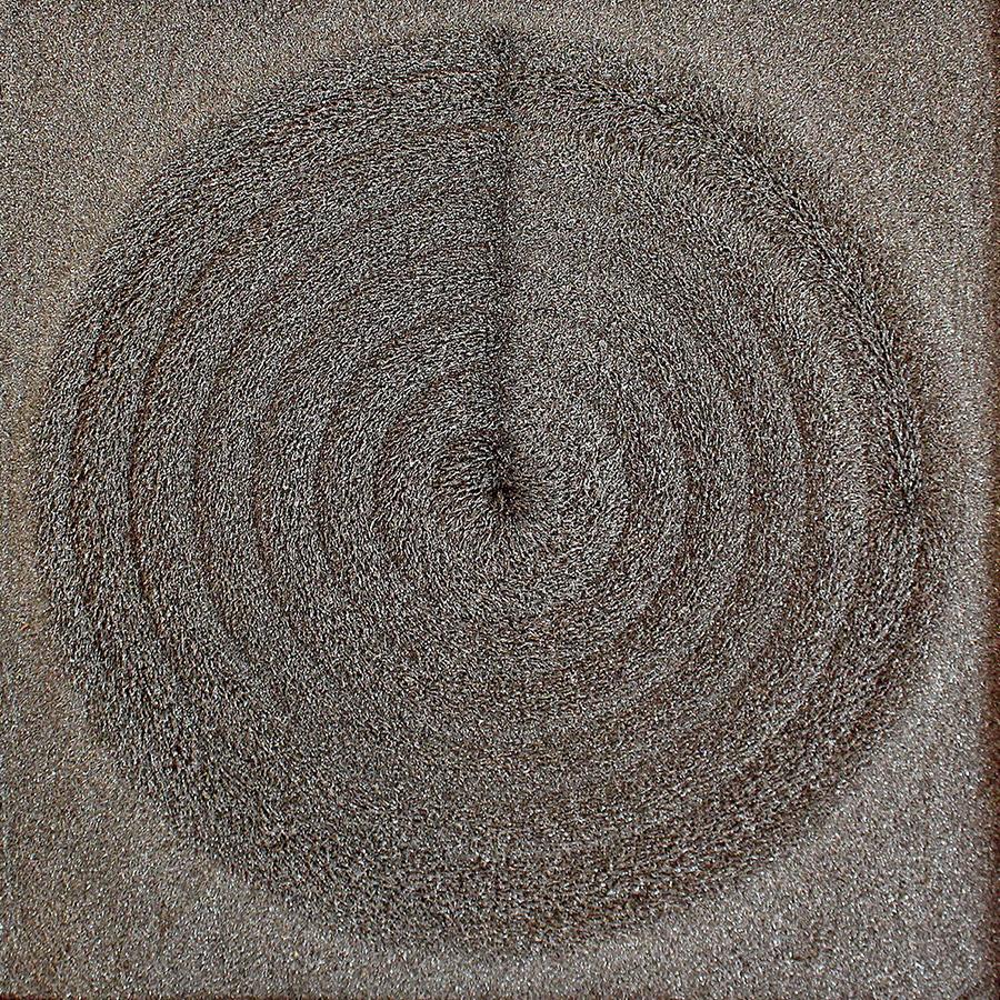 circle zen garden