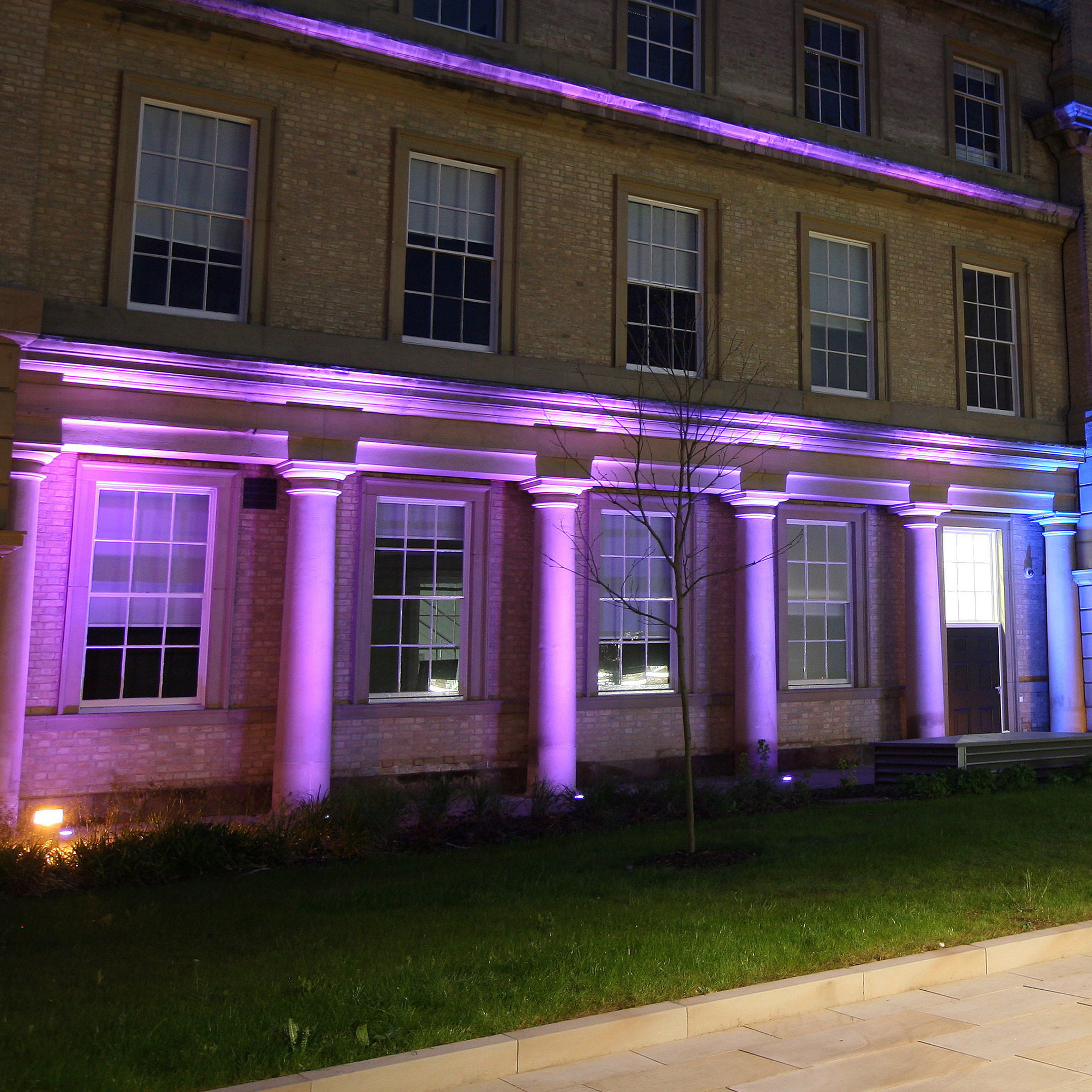york city council external lighting